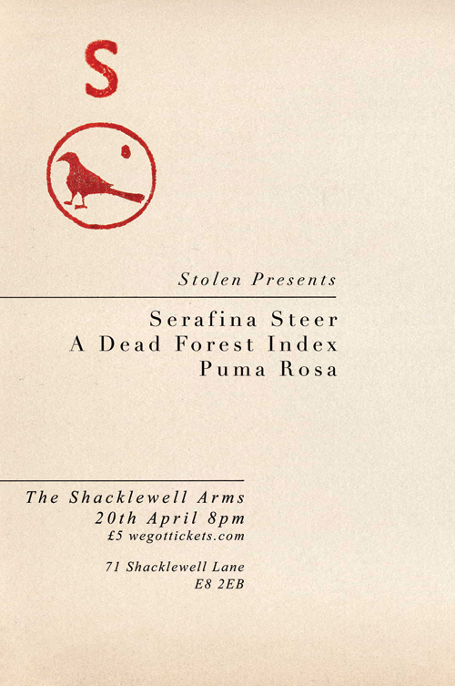 shacklewell 20th april