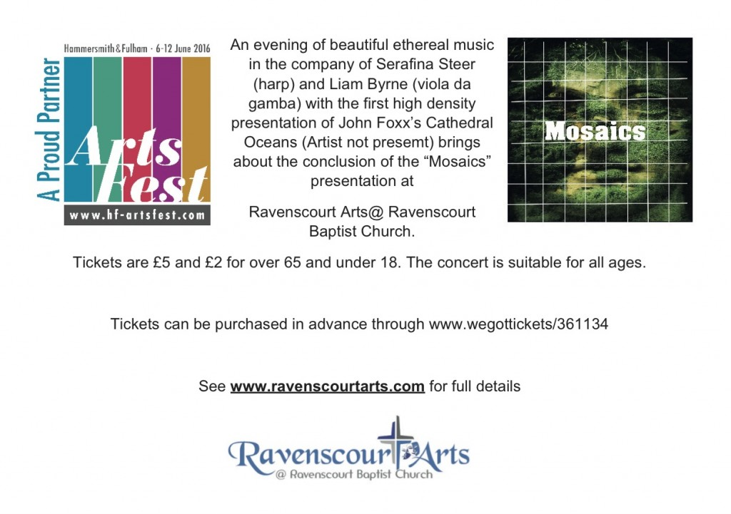 Mosaics - final concert flyer2